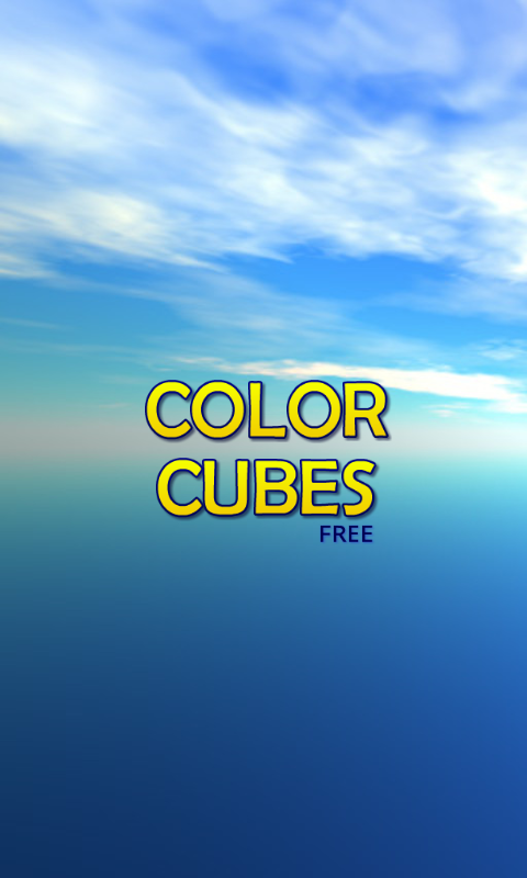 Скриншот Color Cubes Free