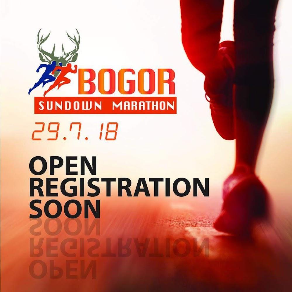 Bogor Sundown Marathon • 2018