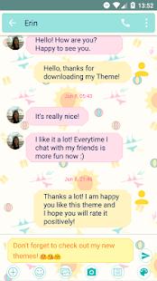 Summer SMS Zprávy - náhled