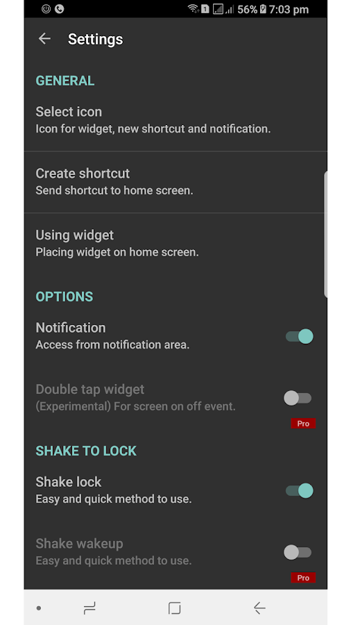 Screen Lock- screenshot