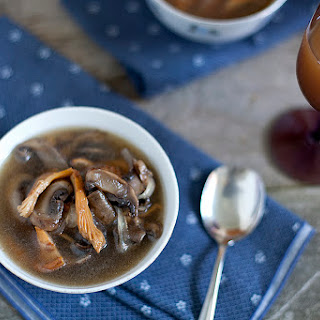 Asian Mushroom Soup Recipes