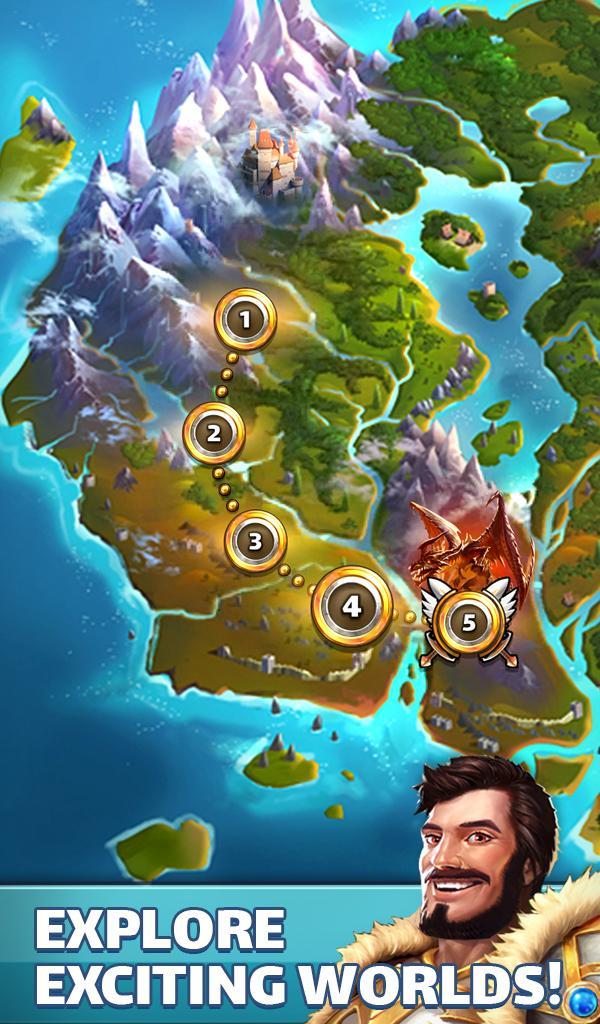 Empires & Puzzles: RPG Quest Screenshot 17