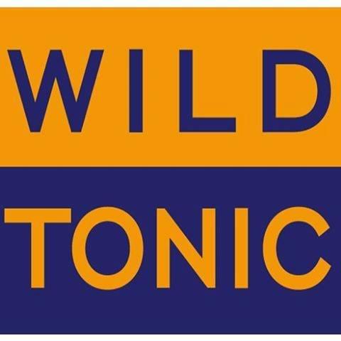 Logo for Wild Tonic Raspberry Goji Rose Kombucha