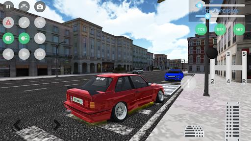E30 Drift and Modified Simulator android2mod screenshots 5
