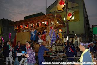 Photo: 【平成19年(2007) 宵宮】 田尻の山車。