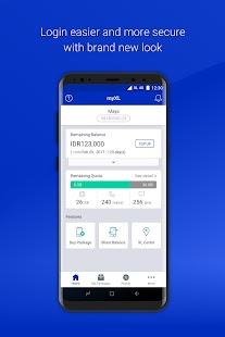 myXL – Cek Kuota & Beli Paket XL Screenshots