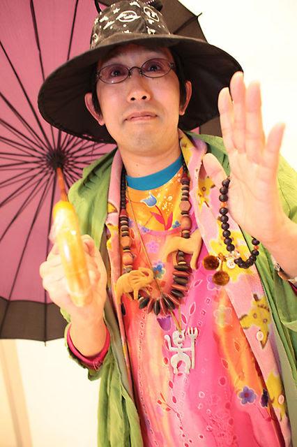 the start of Nara Fashion Walk / 奈良ファッションウォーク スタート