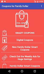 Discount Coupons and Promo for Family Dollar - náhled
