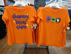 Photo: Heidi's Nana would look extra cute in one of these tee's ... better grab the one on the left.