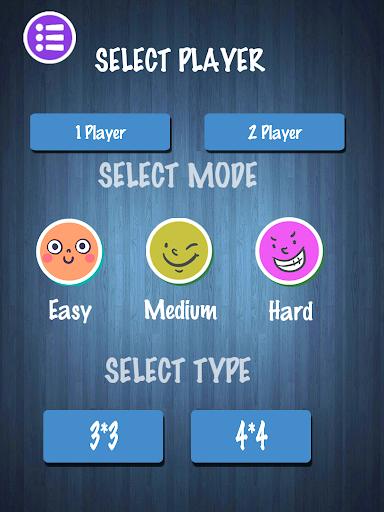 Tic Tac Toe : Reloaded Puzzle Game 1.0.8 screenshots 1