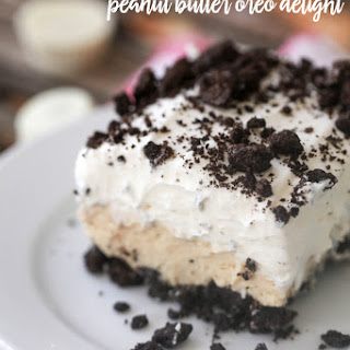 Oreo Peanut Butter Delight