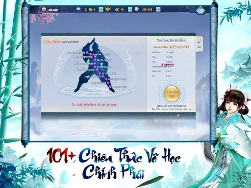 Ngu1ea1o Kiu1ebfm 3D - Ngao Kiem 3D android2mod screenshots 15