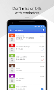 All bank Money Manager, Track Bank balance & Cards Screenshot