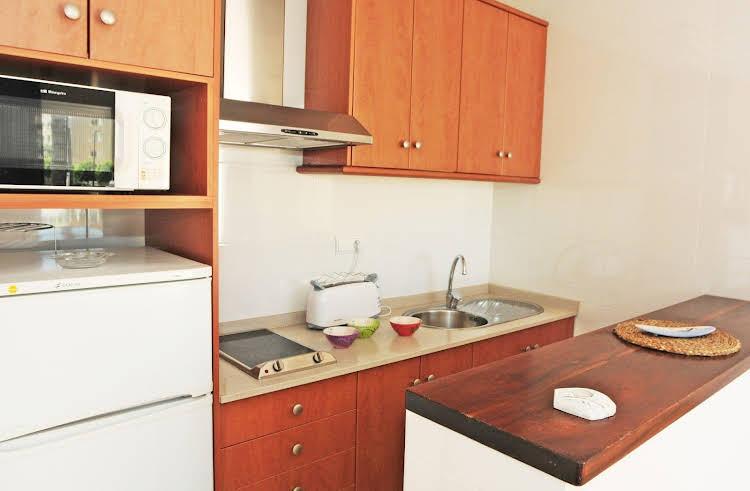 Apartamentos Vistamar I