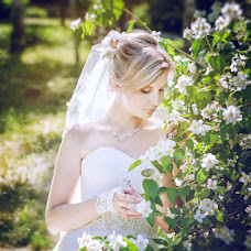 Wedding photographer Ekaterina Shemetova (BadAngel). Photo of 14.06.2013