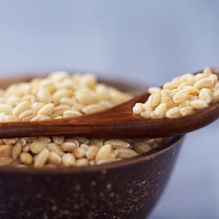 Pearled Barley Pilaf (Meat or Parve) Recipe