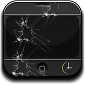 Broken Glass Screen Prank App