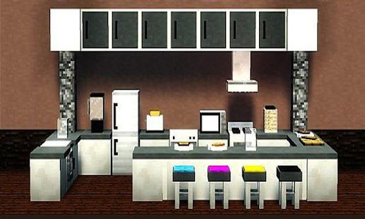 Furniture Mod Mcpe 0.14.0 Pro 1.2 APK