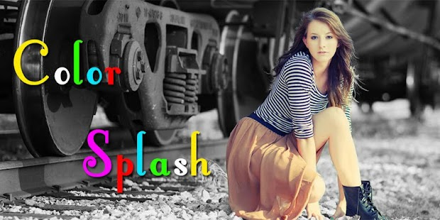 Color Splash Photo Effect Edit- screenshot thumbnail