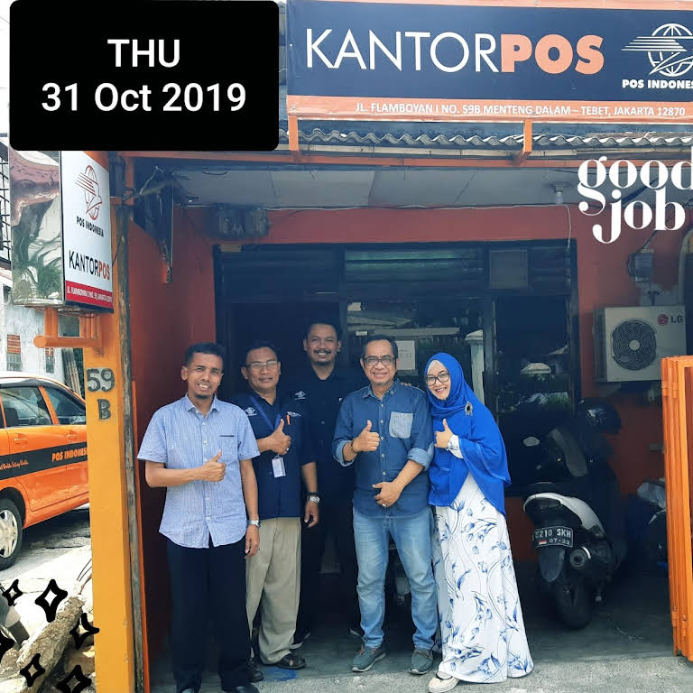 Kantor Pos Closed Courier Service