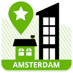 Amsterdam Travel Guide Icon
