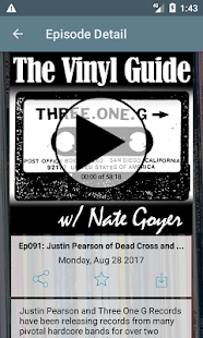 The Vinyl Guide- screenshot thumbnail