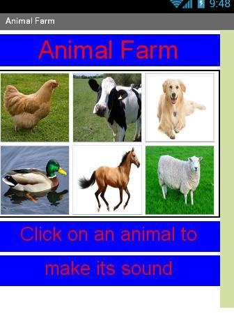 The Cool Animal Farm