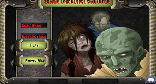 Screenshot for ZAS - (Zombie Apocalypse Simulator) in United States Play Store