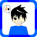 Boy Emoticon Anime avatar
