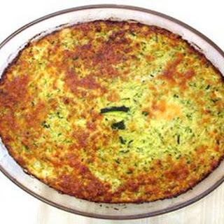 Turkish Shredded Zucchini Pie with Sheep's Milk Cheese and Yogurt