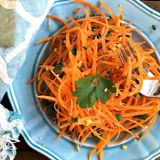 Carrot Parsley Salad