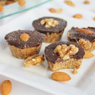 Raw Coconut Peanut Butter Cups