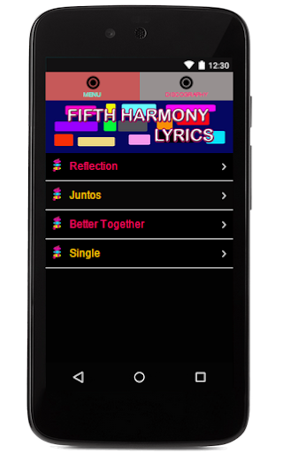 Fifth Harmony Top Lyrics