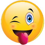 Flirty Emoji & Chat Stickers Icon