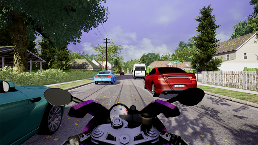 Traffic Fever-Moto 1.03.5008 screenshots 2