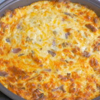 5-Ingredient Cheesy Bacon Dip