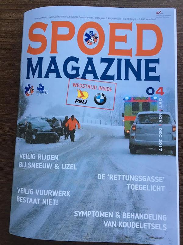 CADEAUTIP in Spoedmagazine