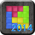 Fill Up Block 2014 Icon
