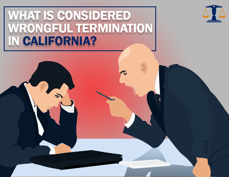 what is considered wrongful termination