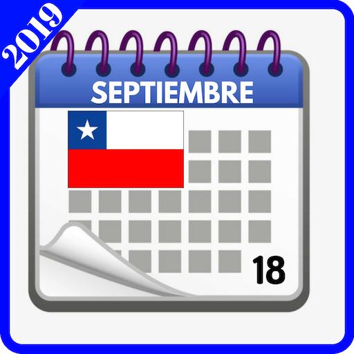 Calendario Chileno 2019 Con Feriados Android APK Download Free By Rocas