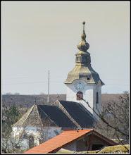 Photo: P-ta. Basarabiei, nr.12 - Biserica Reformata - vedere de pe Str. Salinelor - 2017.03.31