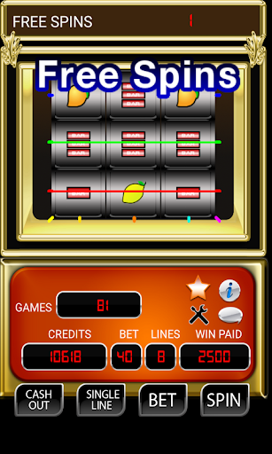 9 WHEEL SLOT MACHINE 2.0.0 screenshots 3