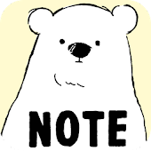 Sticky Notes Shirokuma-Days