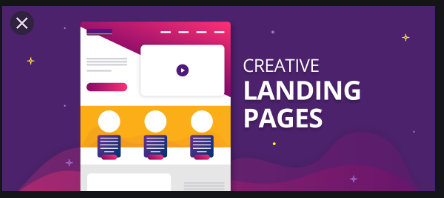 landing page to increase conversion rate