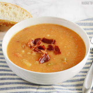 Bacon, Bean, and Potato Soup