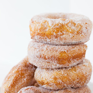 Sugared Donut