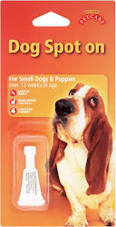 Gullivers PetCare Dog Spot On for Small Dogs & Puppies Over 12 Weeks of Age - 1ml