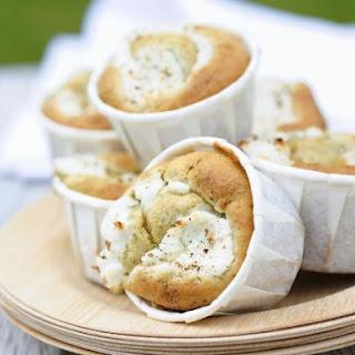 Soft Cheese Savoury Cakes.