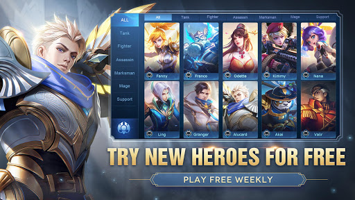 Mobile Legends: Bang Bang apkdebit screenshots 4