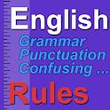 English Usage Rules icon
